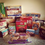 american junk food