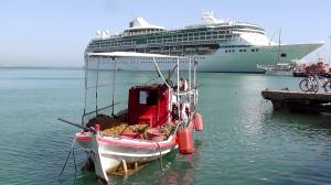 cruise to katakolon